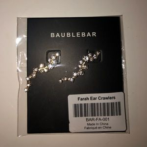 New baublebar ear crawlers